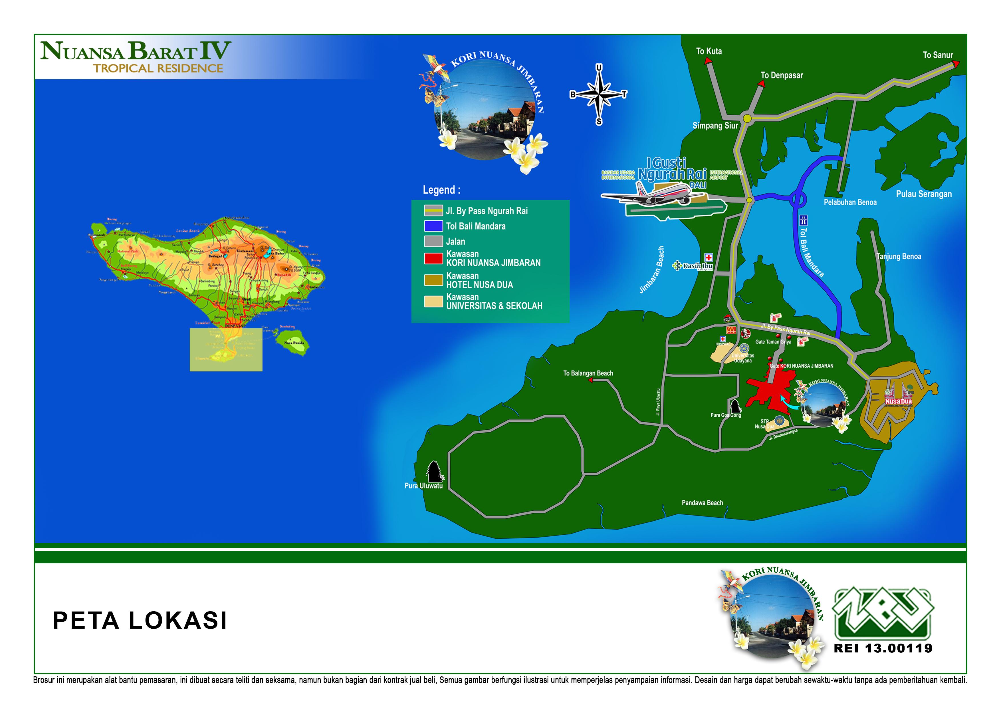 Nuansa Barat IV - PT. Nuansa Bali Utama